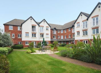 Thumbnail 1 bed flat for sale in Sandhurst Street, Oadby, Leicester