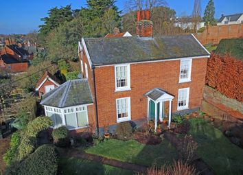 Thumbnail 3 bed detached house for sale in Queens Head Lane, Woodbridge