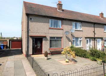 Thumbnail 2 bed end terrace house for sale in North Main Street, Carronshore, Falkirk