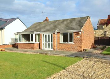 Thumbnail 2 bed detached bungalow for sale in Main Street, Monk Fryston, Leeds