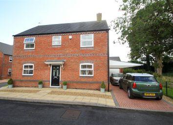 Thumbnail 4 bed detached house for sale in Bank House Gardens, Burslem, Stoke-On-Trent