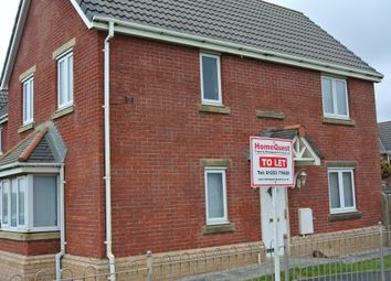 Thumbnail 3 bed end terrace house to rent in Fairway, Rossall