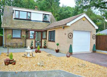Thumbnail 3 bed detached house for sale in Birch Grove, Mansfield