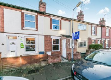 Thumbnail 2 bedroom terraced house for sale in Lisle Road, Colchester