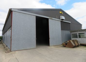 Thumbnail Warehouse to let in Thaxted Road, Wimbish, Saffron Walden
