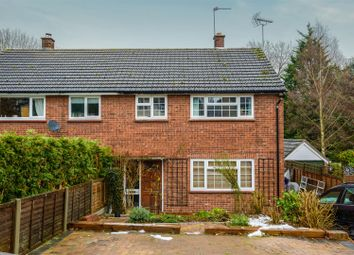 Thumbnail 3 bed semi-detached house for sale in Duncan Rise, Great Yeldham, Halstead