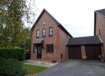 Thumbnail 3 bed detached house to rent in Larkspur Close, Littlehampton