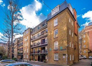 Thumbnail 4 bed flat to rent in Gooch Buildings, Portpool Lane, London