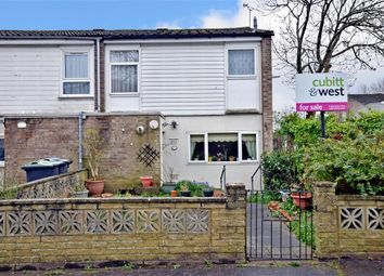 Thumbnail 3 bed end terrace house for sale in Curlew Gardens, Waterlooville, Hampshire