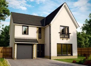 Thumbnail 4 bed detached house for sale in Murieston, Livingston