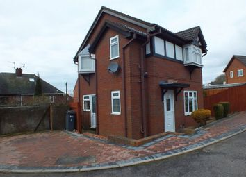 Thumbnail 3 bed detached house for sale in Stringer Court, Tunstall, Stoke-On-Trent
