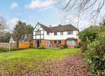 Thumbnail 6 bed detached house to rent in Winkfield Road, Windsor