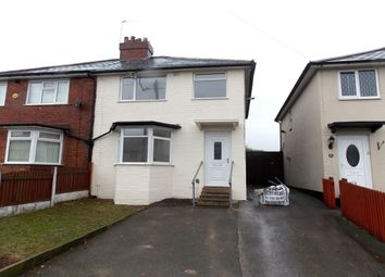 Thumbnail 3 bed semi-detached house for sale in Lyndon Road, Stechford, Birmingham
