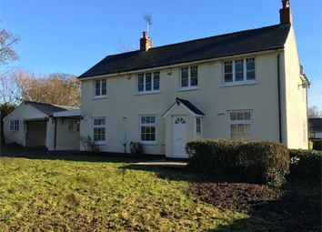 Thumbnail 4 bed detached house for sale in Llanvihangel Gobion, Abergavenny