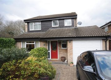 Thumbnail 4 bed detached house for sale in The Durdans, Langdon Hills, Basildon