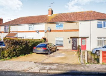Thumbnail 3 bedroom terraced house for sale in Hossack Road, Ipswich