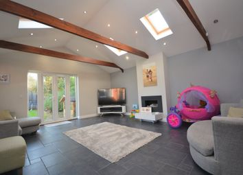 Thumbnail 5 bed detached house for sale in Corton Road, Gunton, Suffolk
