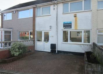 Thumbnail 3 bed terraced house to rent in Waun Gron Road, Treboeth, Swansea.