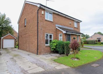 Thumbnail 2 bed semi-detached house for sale in Brent Moor Road, Bramhall, Stockport