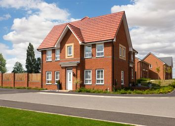 "Thumbnail 3 bed semi-detached house for sale in ""Morpeth"" at Weddington Road, Nuneaton"