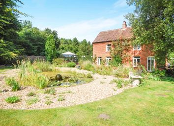 Thumbnail 4 bed cottage for sale in Croxton, Thetford