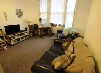 Thumbnail 1 bed terraced house to rent in Connaught Road, Roath, Cardiff.