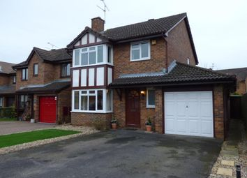 Thumbnail 4 bedroom detached house for sale in The Copse, Farnborough