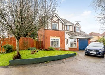 4 bed detached house for sale in Badham Close, Caerphilly CF83