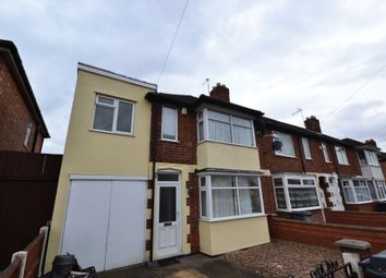 Thumbnail 3 bed detached house to rent in Totland Road, Leicester