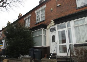 Thumbnail 2 bed terraced house to rent in Oxhill Road, Birmingham