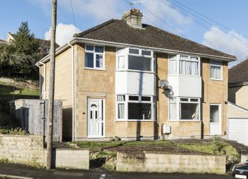 Thumbnail 3 bedroom semi-detached house for sale in Ivy Avenue, Bath