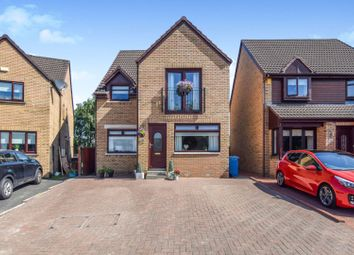 Thumbnail 4 bed detached house for sale in Micklehouse Oval, Glasgow