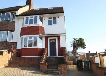Thumbnail 4 bed semi-detached house for sale in St. Catherine's Road, London