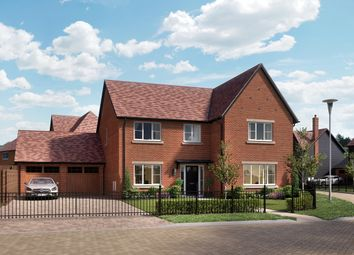 "Thumbnail 5 bedroom property for sale in ""The Tindall I"" at Highlands Lane, Rotherfield Greys, Henley-On-Thames"