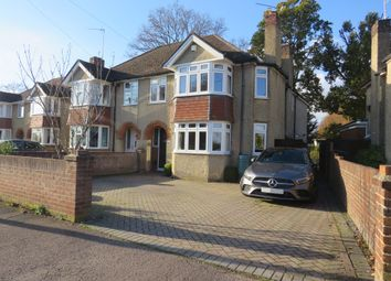 Thumbnail 4 bed semi-detached house for sale in Cheam Way, Totton, Southampton