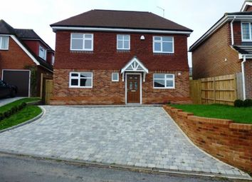 Thumbnail 3 bed detached house to rent in Long Mill Lane, Plaxtol, Sevenoaks