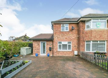 2 bed semi-detached house for sale in The Meadway, Horley RH6
