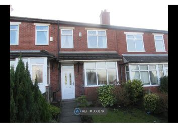 Thumbnail 3 bed terraced house to rent in Bury Old Rd, Bury