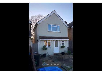 Thumbnail 2 bed detached house to rent in Bourneside Road, Addlestone