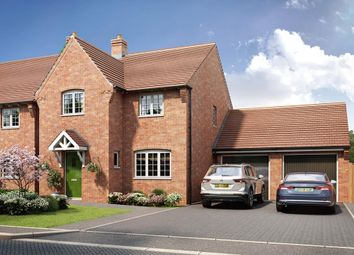"""Thumbnail 4 bed detached house for sale in """"Kington"""" at Aylesbury Road, Bierton, Aylesbury"""