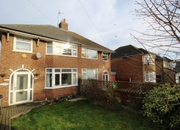 Thumbnail 3 bed semi-detached house to rent in Rothwell Road, Kettering