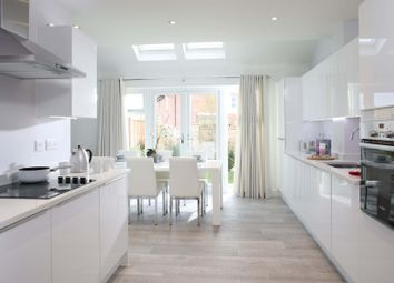 """Thumbnail 3 bedroom terraced house for sale in """"The Acton"""" at Town Farm Close, Thame"""