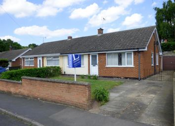 Thumbnail 2 bed semi-detached bungalow for sale in Burwood Avenue, Mansfield