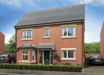 Thumbnail 3 bed detached house for sale in Plot 38 The Huna, Burton Road, Manorfields, Castle Gresley