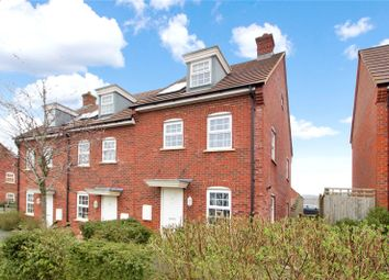 Thumbnail 3 bed end terrace house for sale in Kiln Avenue, Chinnor
