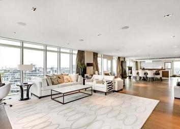 Thumbnail 3 bedroom flat for sale in Ascensis Tower, Juniper Drive, Battersea Reach, London