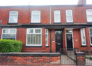 Thumbnail 2 bed terraced house for sale in Manchester Road, Manchester