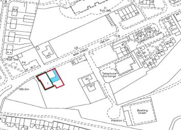 Thumbnail Land for sale in 64, Main Street, Caldercruix, Airdrie ML67Ra