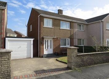 Thumbnail 3 bed semi-detached house for sale in Border Avenue, Cleator Moor, Cumbria