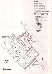 Thumbnail Land for sale in Ash Court, West Street, Rosemarket